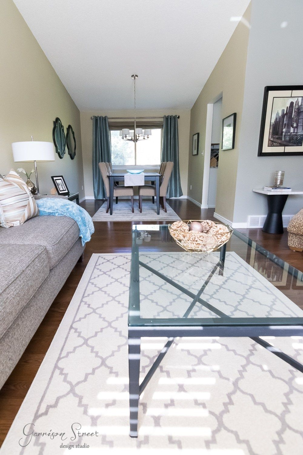One Room Zero Dollar Weekend Makeover Garrison Street Design