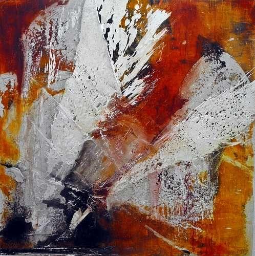 """Ute Kleist, """"Libelle (Li-belle)"""" Mit einem Klick auf 'Als Kunstkarte versenden' versenden Sie kostenlos dieses Werk Ihren Freunden und Bekannten."""