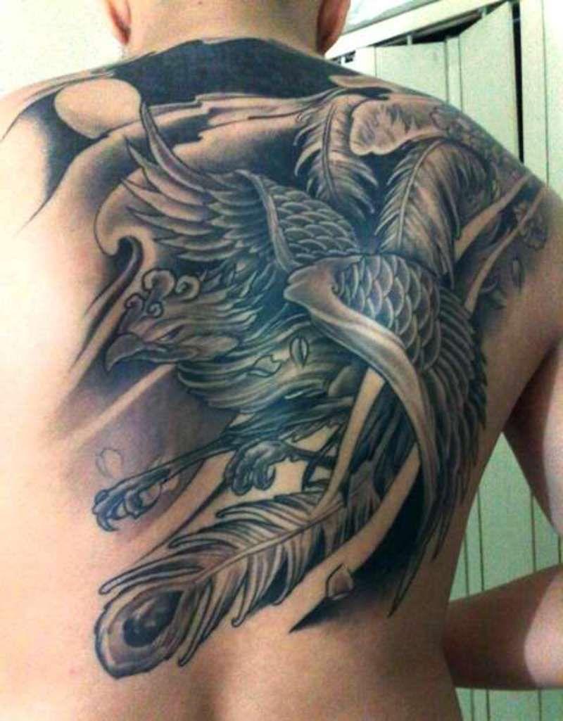 Phoenix Tattoofinder: Bird Tattoos Men - Google Search