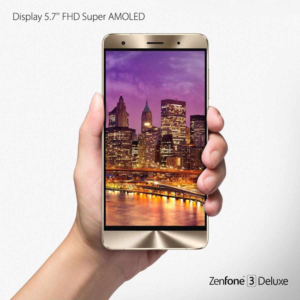 ZenFone 3 Deluxe Smartphone, Phone, Iphone