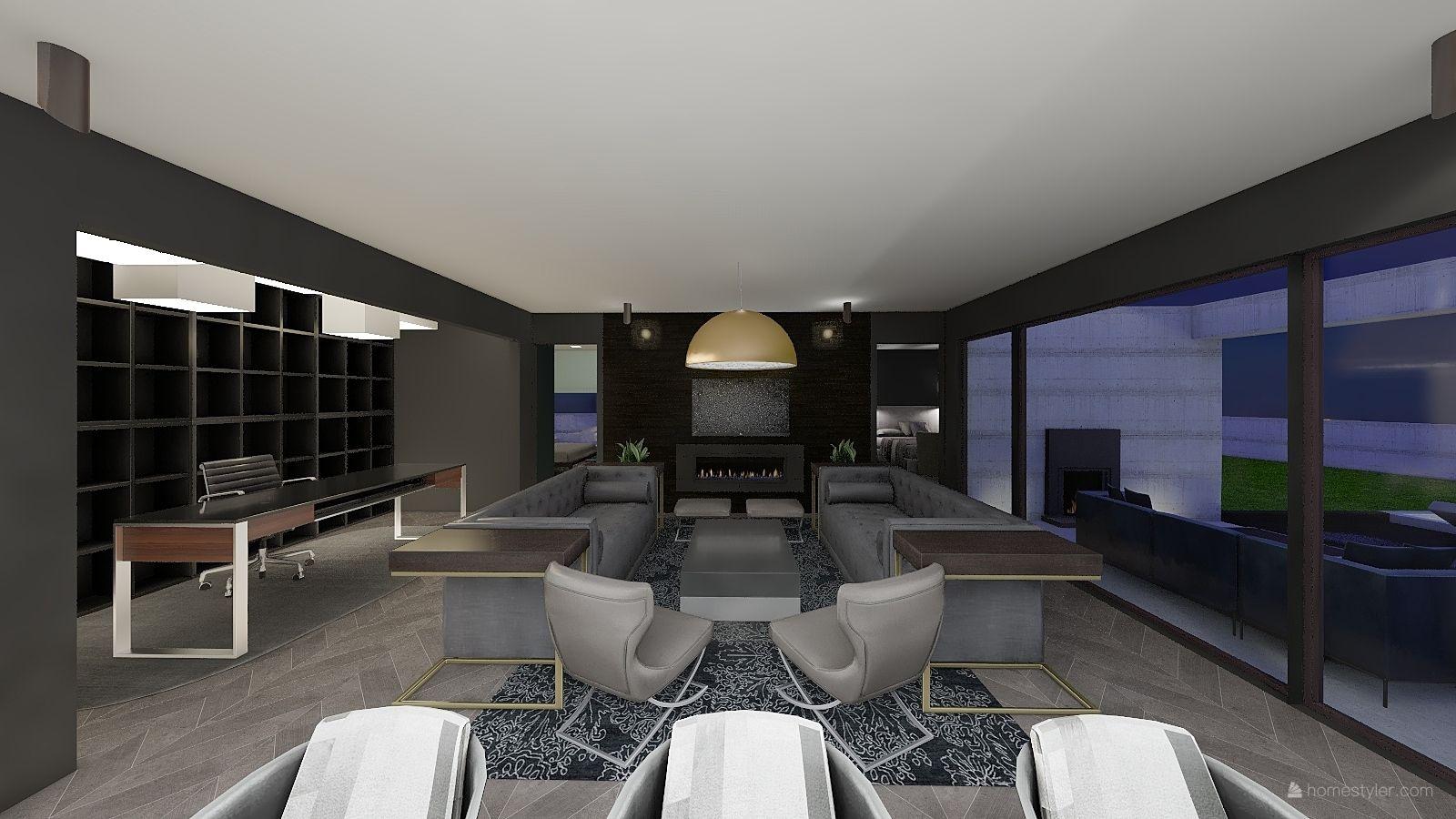 Living Room Design By Ivan Lorenzo Interiordesign Homedecor 3d