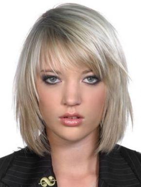 Frisuren Kurz Rundes Gesicht Schwarz Neue Frisuren Pinterest