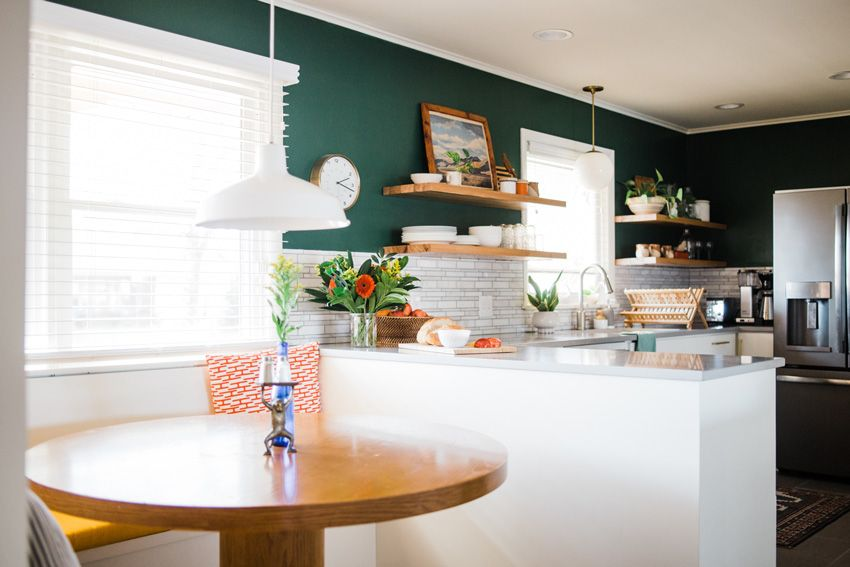 Before and After: Form Meets Function in a Tulsa Kitchen Makeover ...