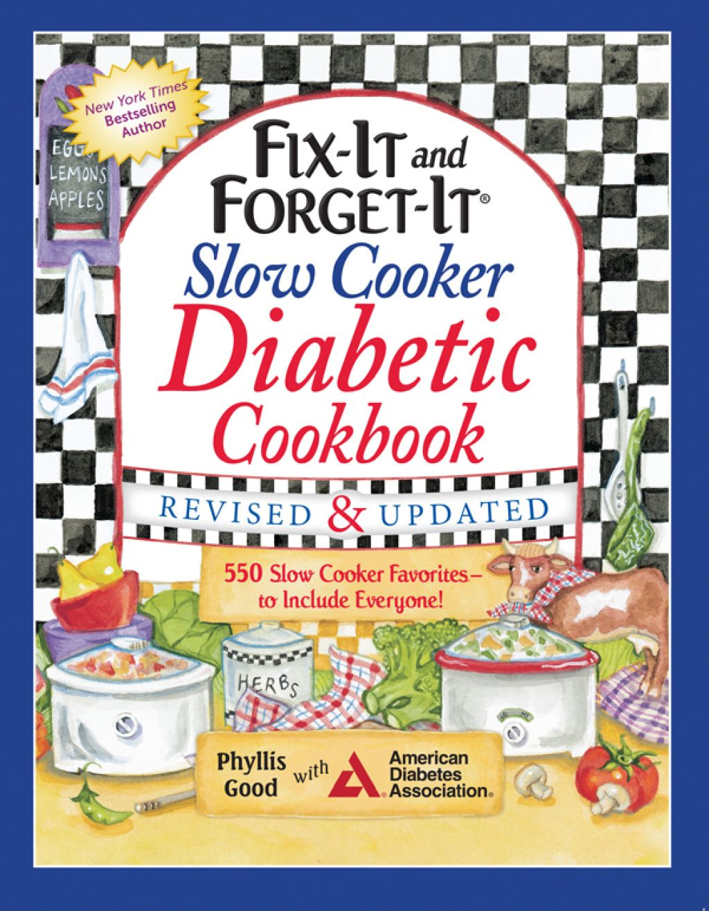 Fix It And Forget It Slow Cooker Diabetic Cookbook Ebook
