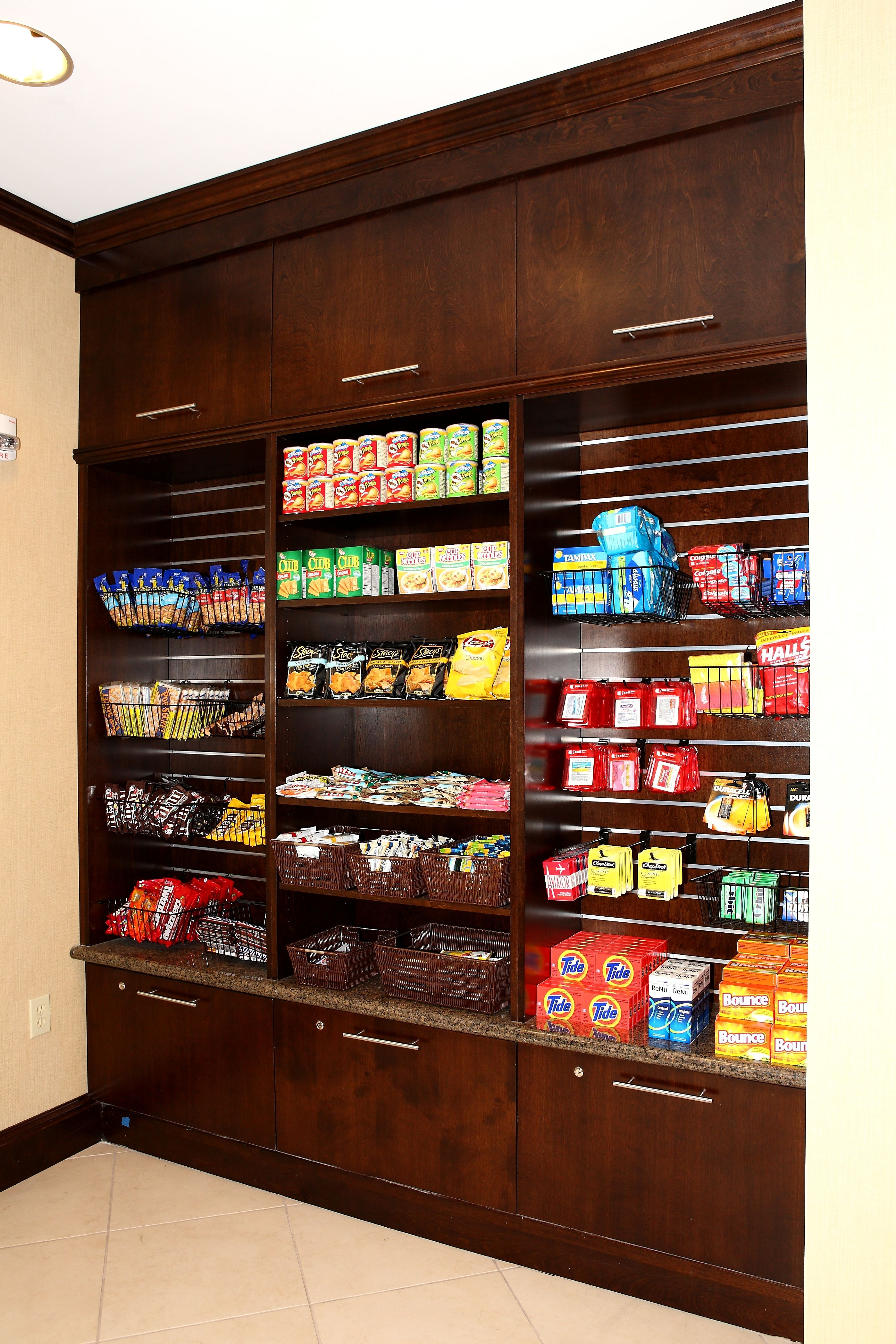 Stop in at The Pavilion Pantry ® for a quick snack. | Hilton Garden ...