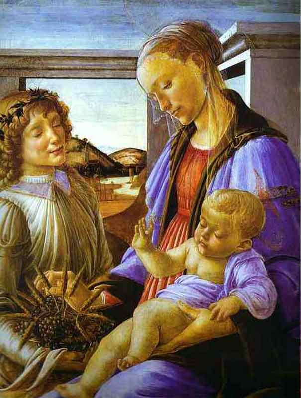 Sandro Botticelli Most Famous Paintings