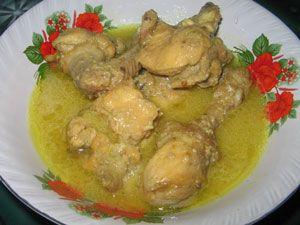 Resep Resep Opor Ayam Cap Go Meh Resep Masakan Makanan Resep Makanan