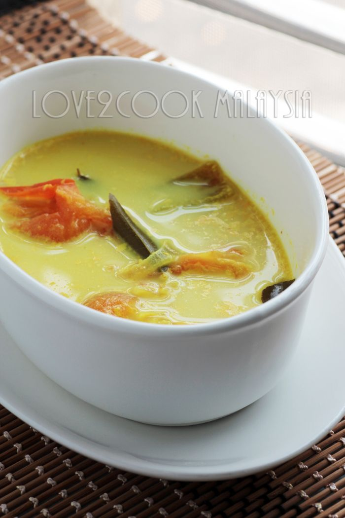 love2cook malaysia sothi recipe indian style mild yellow food love2cook malaysia sothi recipe indian forumfinder Choice Image