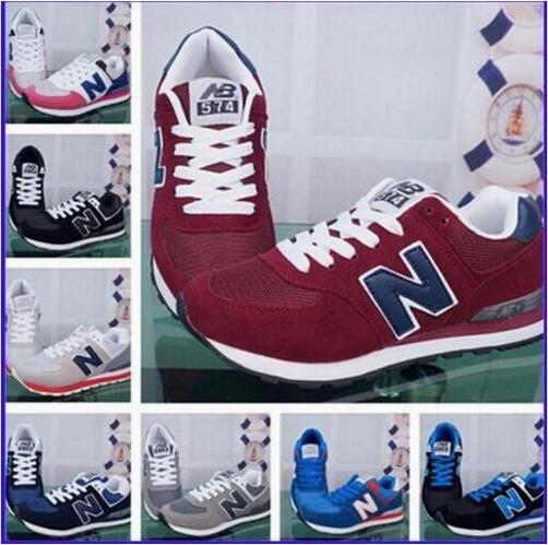2017 Spring Unisex Zapatos New Casual Balanceds 574 Men Women New Casual Balanceds Men Women Fashion Shoes Womens Fashion Shoes Sport Shoes Men Childrens Shoes