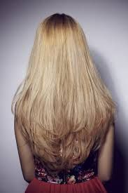 long layers back view