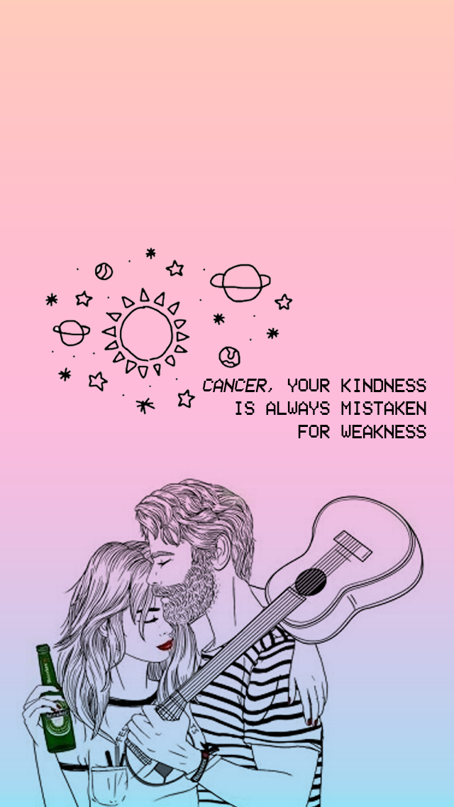 Lockscreens Like With Images Cancer Zodiac Art Cancer