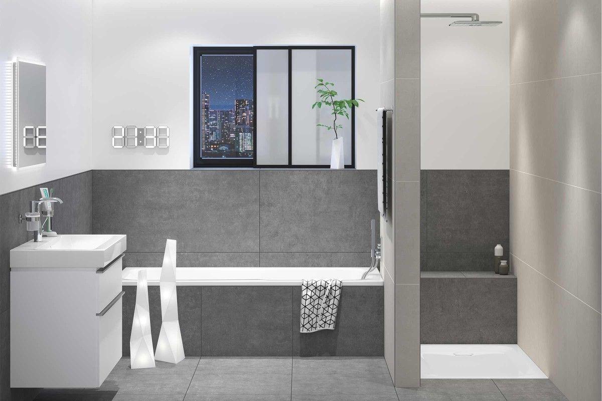 Musterbad Tokio Hornbach In 2020 Badezimmer Einrichtung Badezimmer Design Badezimmer Fliesen