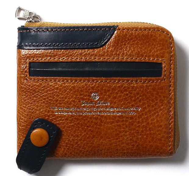 Haven Sensible Half zip wallet