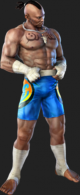Bruce Irvin Screenshots Images And Pictures Giant Bomb Bruce Irvin Game Character Design Street Fighter Art