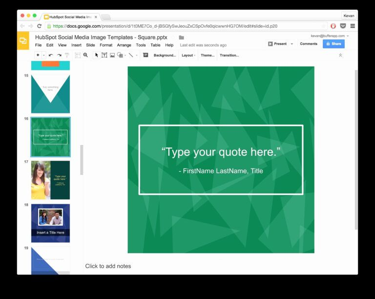 Business Card Template Google Slides Creative Atoms Within Business Card Template For Google Docs Social Media Social Media Template Note Card Template