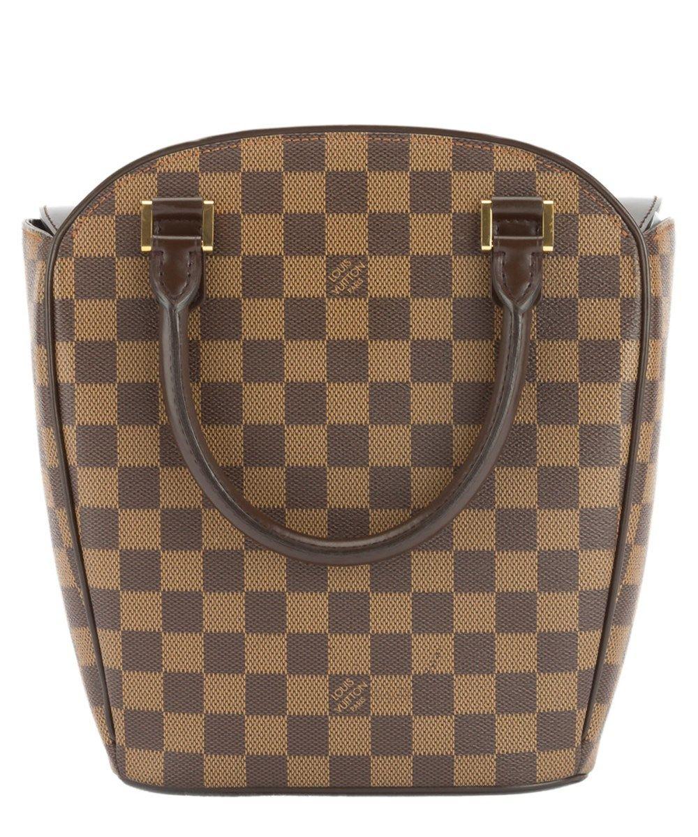 LOUIS VUITTON Louis Vuitton Damier Ebene Canvas Sarria Seau .  louisvuitton   bags  hand bags  canvas  lining   c1e1dcbf66