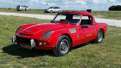 Ebay 1966 Triumph Spitfire 4 Mk2 Red Le Mans Bonnet Tax Exempt