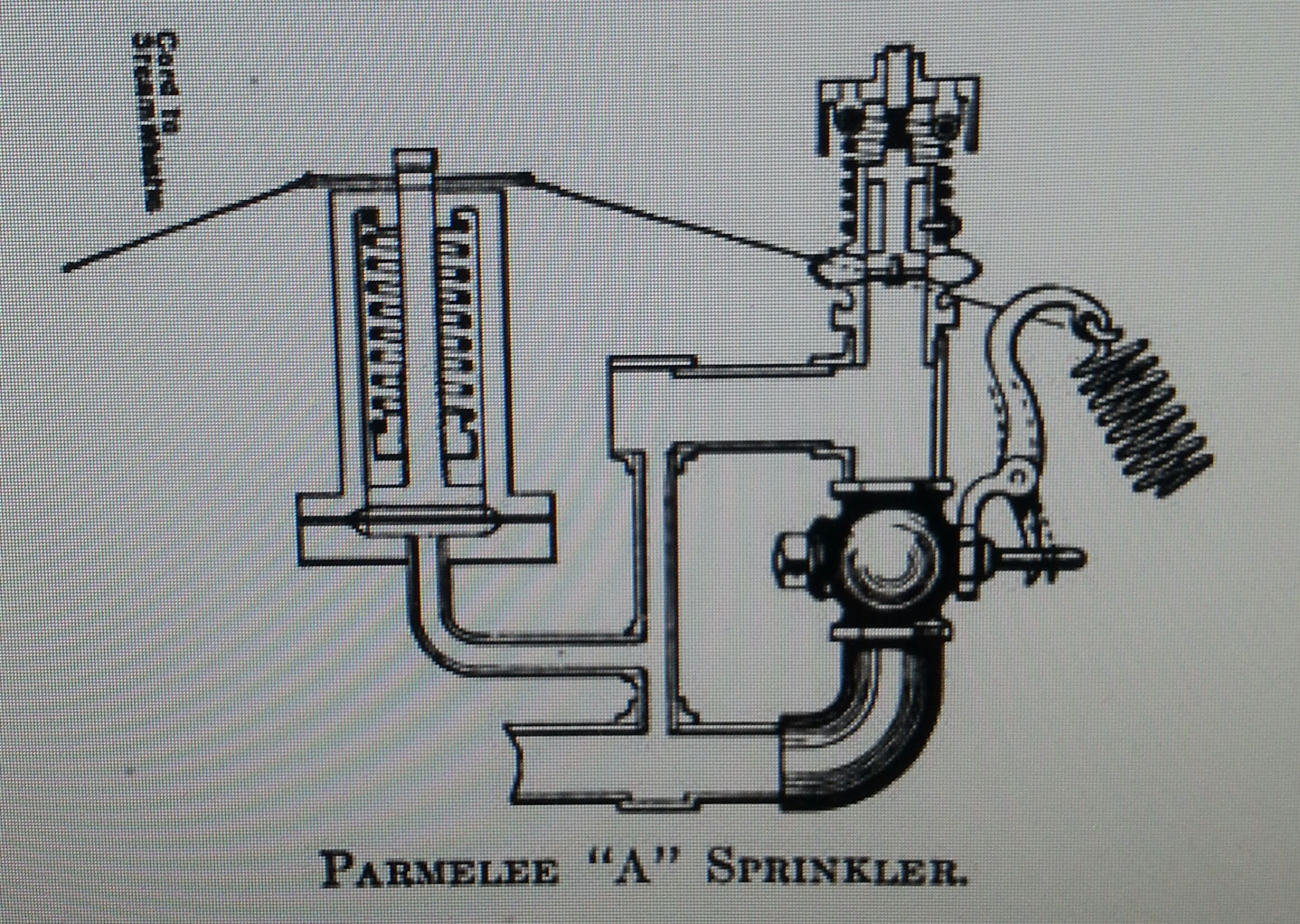Henry s parmelee is credited with inventing the first automatic henry s parmelee is credited with inventing the first automatic sprinkler head to be used geenschuldenfo Choice Image