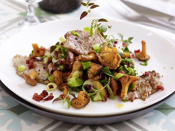 Pfifferlinge - feine Rezepte mit kleinen Pilzen | Pfifferlinge ...