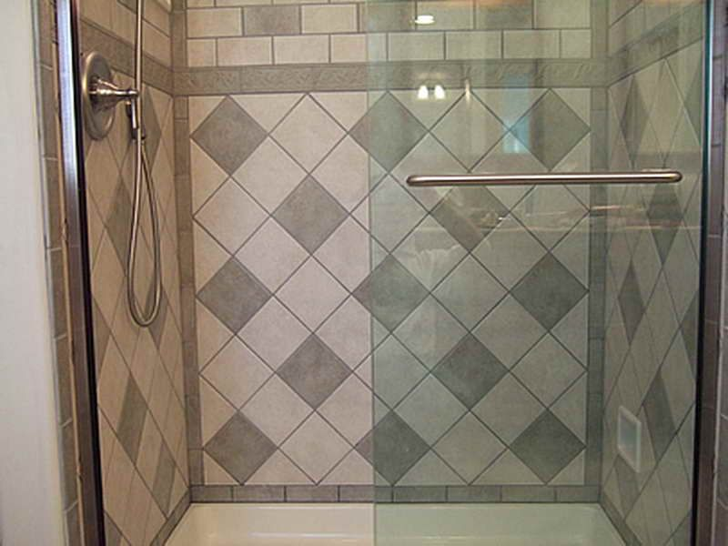 bathroom tile patterns for bathroom walls with two colours tile patterns for bathroom walls shower remodel ideas wall tile bathroom wall tile designs - Wall Tiles For Bathroom Designs