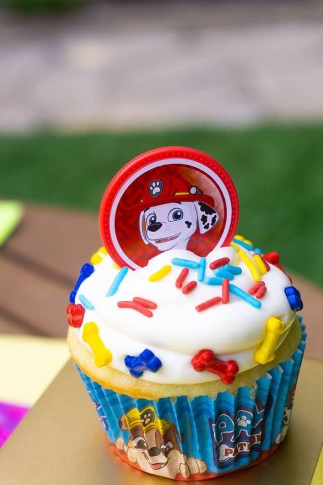 Paw Patrol Cupcake Decorating Kit Walmart Com Paw Patrol Birthday Cake Paw Patrol Cupcakes Paw Patrol Birthday Theme