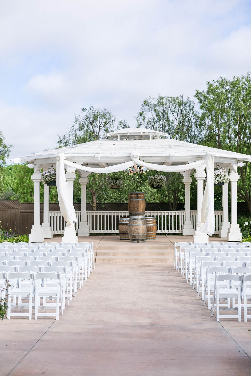 Ceremony Site Wilson Creek Winery Wedding Venue In Temecula Ca Leah Marie Photography Outdoor Wedding Venues Winery Wedding Venue Temecula Weddings