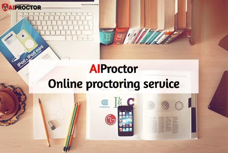 Aiproctor online exam proctoring service