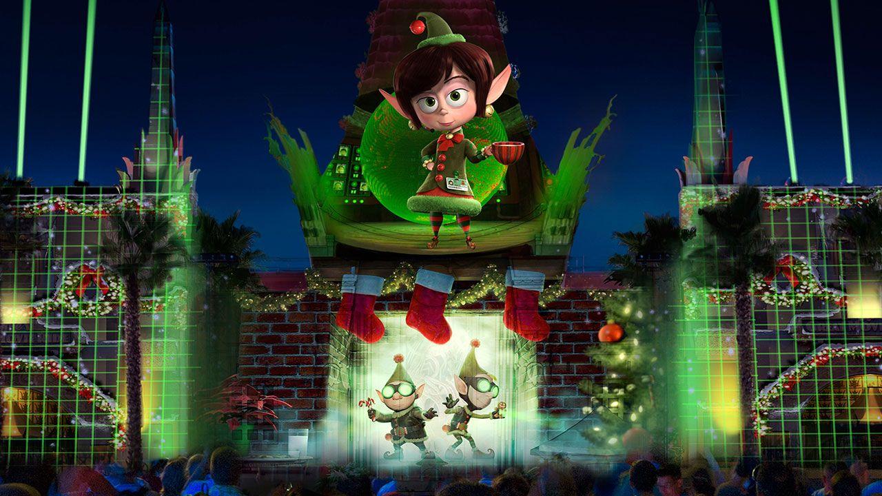 Jingle Bell Jingle Bam at Disney's Hollywood Studios