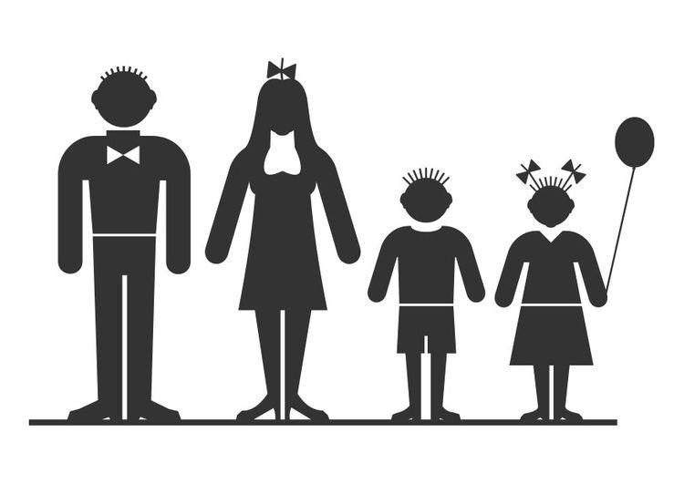 Malvorlage Familie Malvorlagen Vorlagen Schulbilder