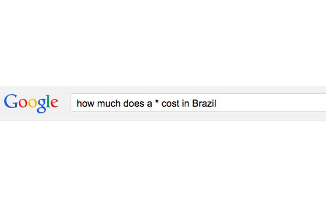 Qdo o assunto é preço, sabe o q os falantes de língua inglesa procuram sobre o Brasil no Google? - Blue Bus