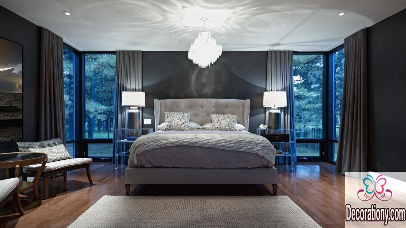 Bedroom lights ideas   Best Master Bedroom Design Ideas  Master bedroom design String