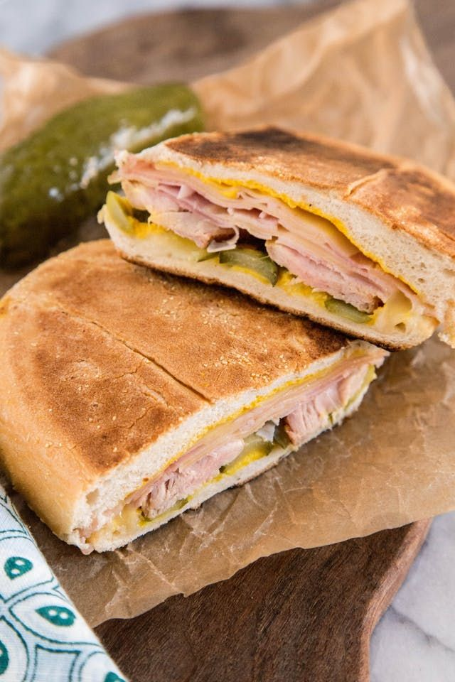 Recipe: Cuban Sandwich   Kitchn