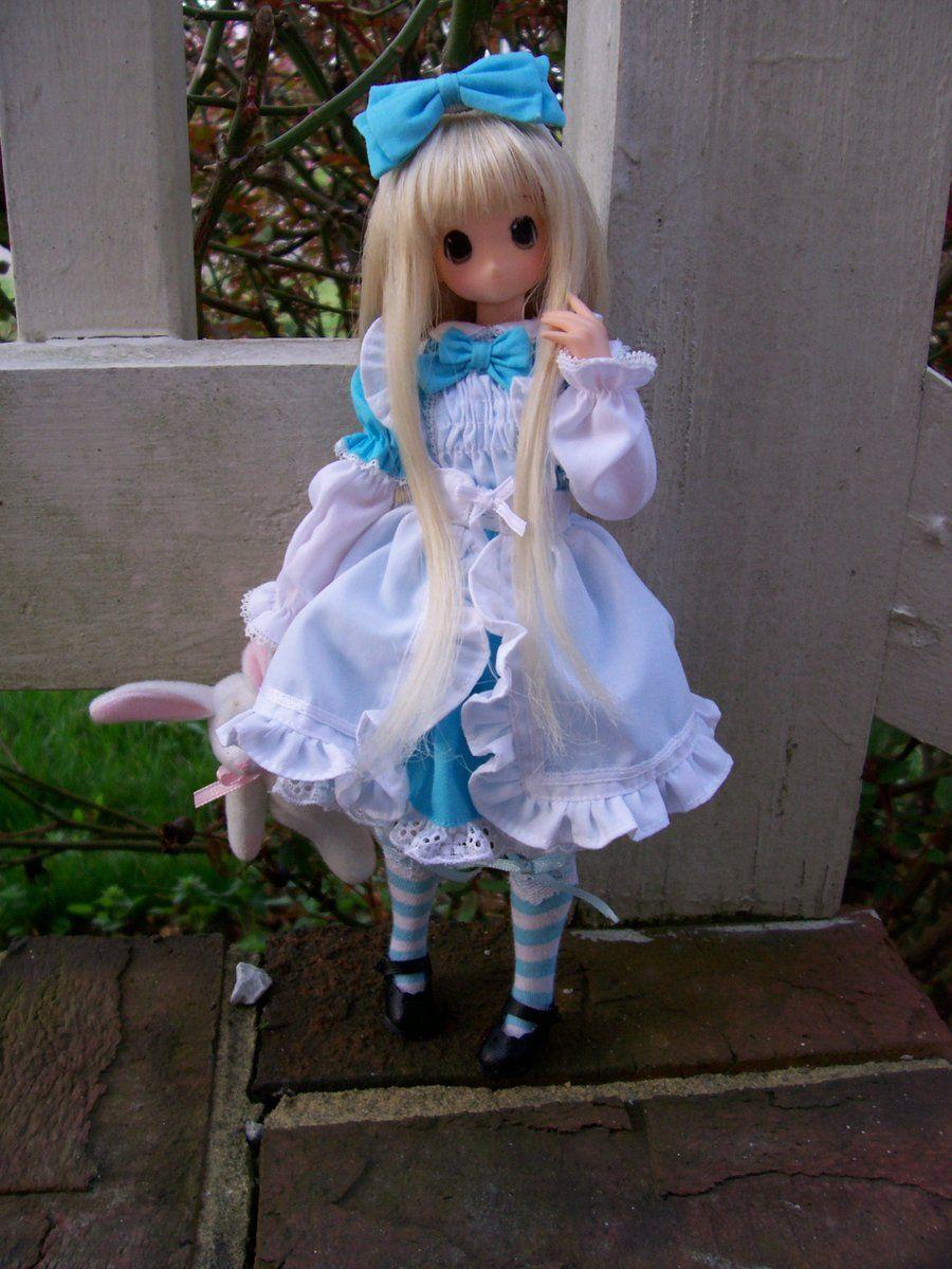 Anime doll lili alice by lsayaku