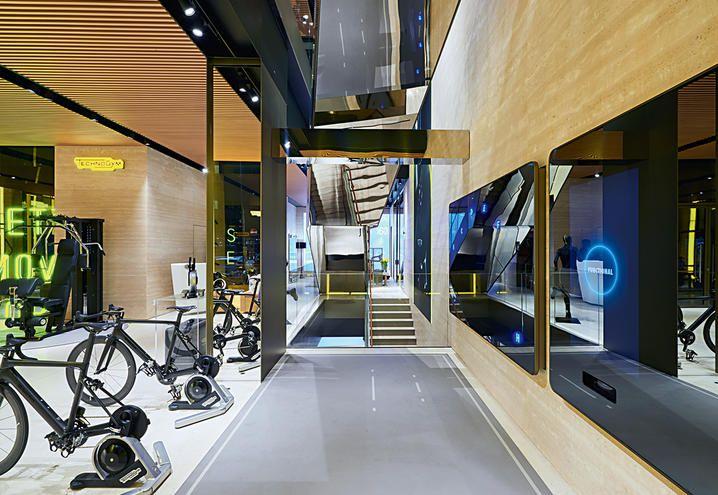 Home gym decorating ideas photos wall decor closet for small clos