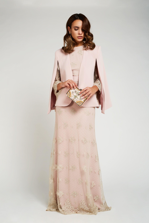 97829874bd8 Vestidos de madrina para lucir radiante, especial, como tú eres. Con Matilde  Cano