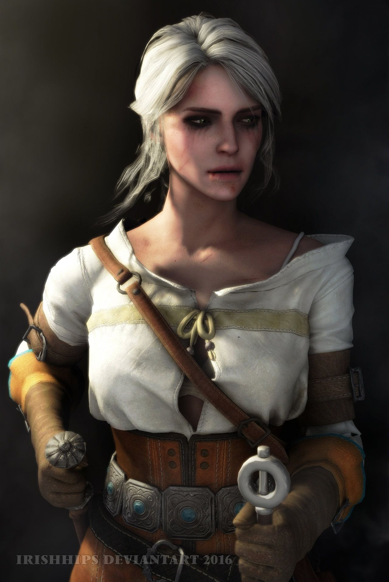 Image Result For Witcher 3 Ciri