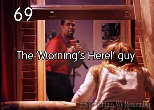 The Morning Guy!