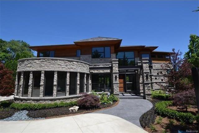 Admirable Billionaire Roger Penske Asks 2 5M For Michigan Home Download Free Architecture Designs Grimeyleaguecom