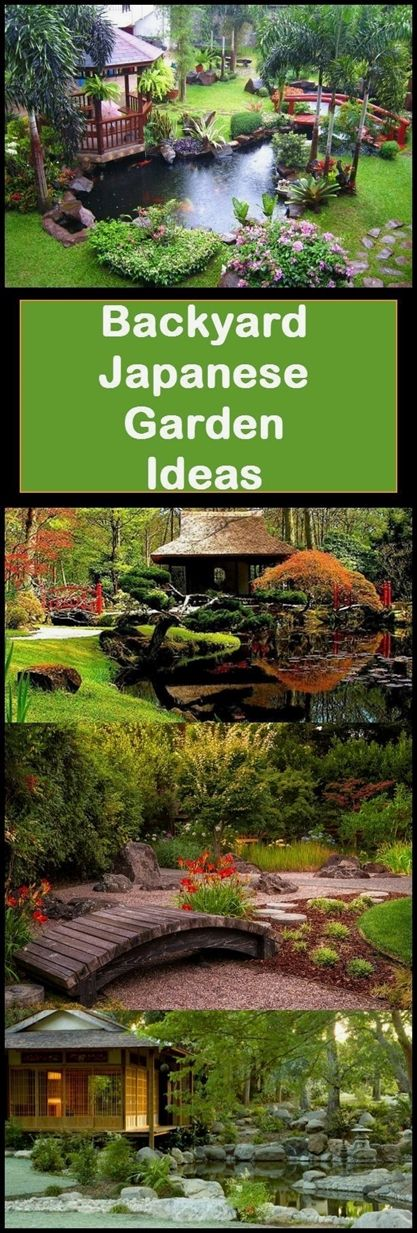 These Smashing Backyard Ideas Are Hot And Happening: Backyard Japanese Garden Tips And Ideas