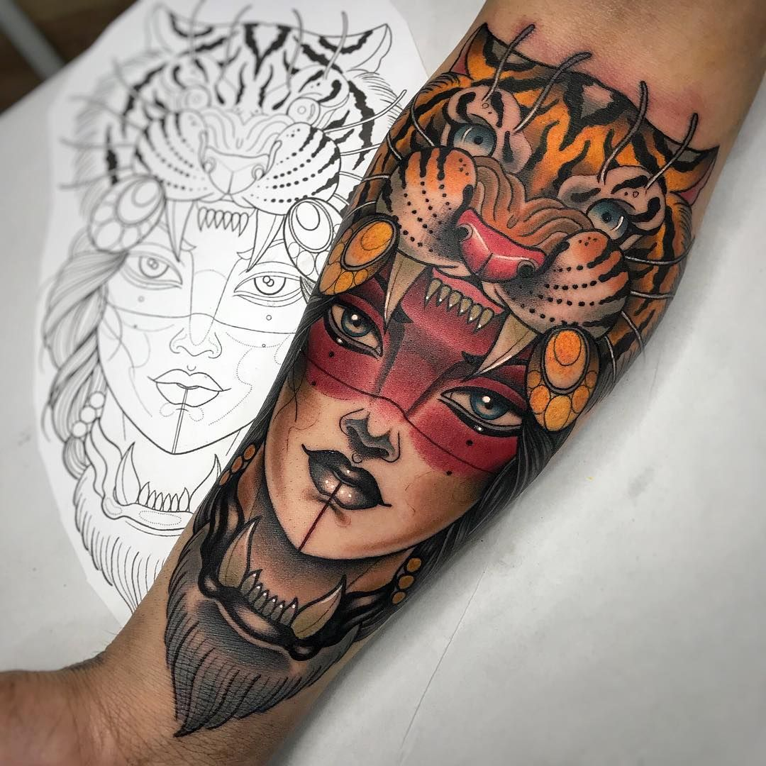 "LUAN ROOTS en Instagram: ""Muchas Gracias Cristobal !! #tattoo #tattoos #tattoosleeve #tatoo #tattooideas #tattoomodel #tattooistartmag #tattoosofinstagram #tattooist…"""