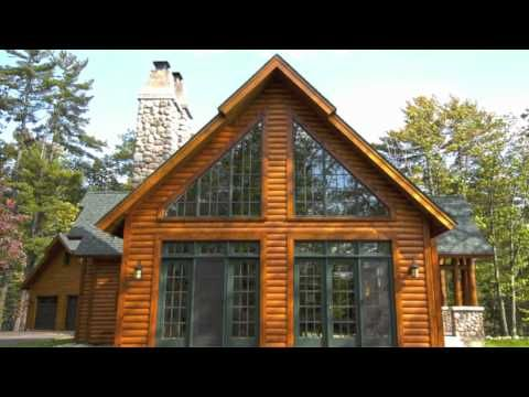 Chalet Exteriors By Dickinson Homes Cottage House Plans Oregon House Garage House Plans