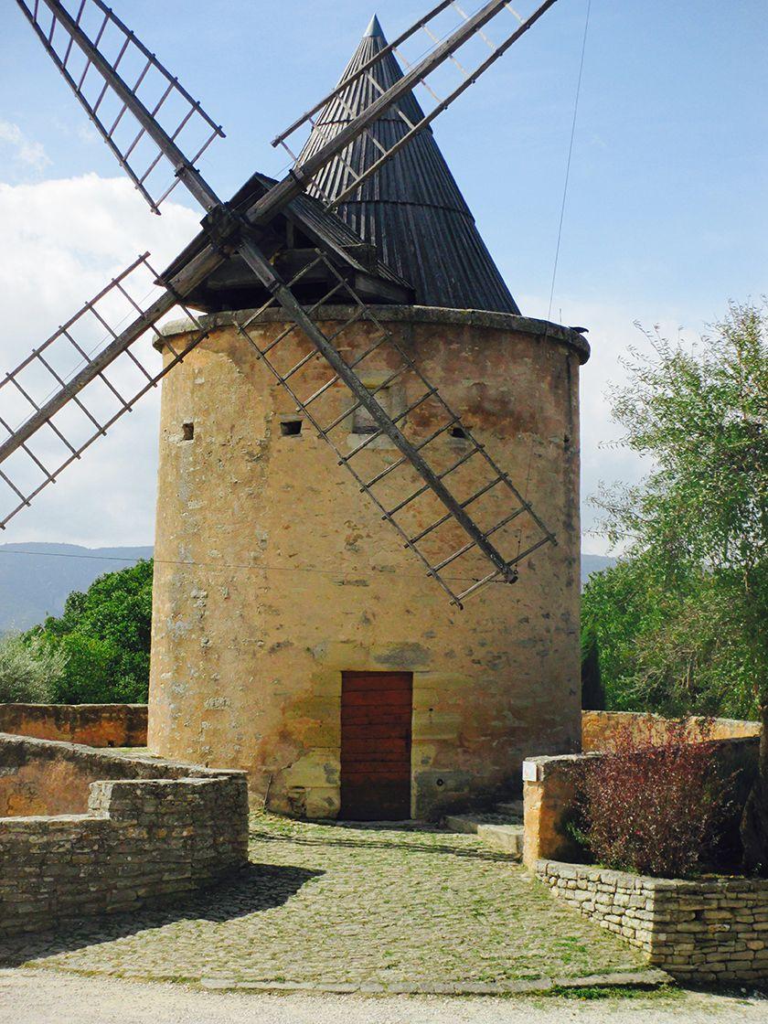 Moulin de Jerusalem #Provence @privateprovence