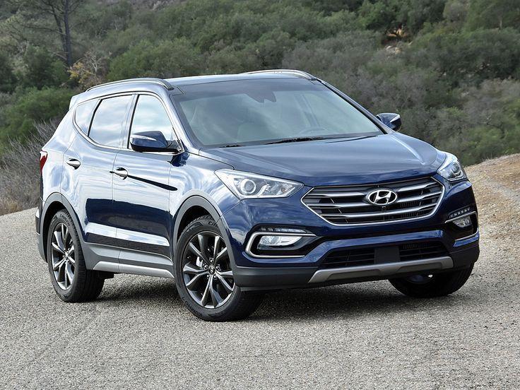 2016/2017 Hyundai Santa Fe Sport zum Verkauf in Ihrer Nähe