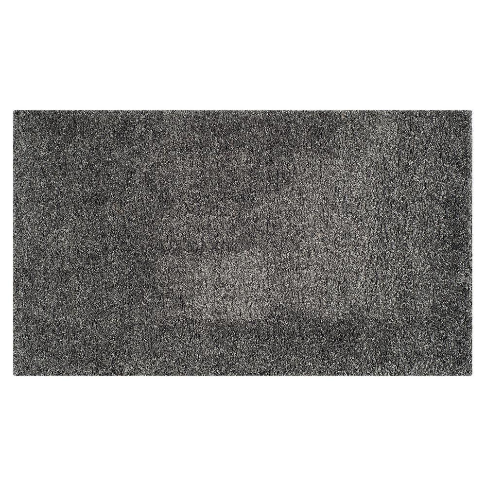 Safavieh California Plush Classic Shag Rug, Grey