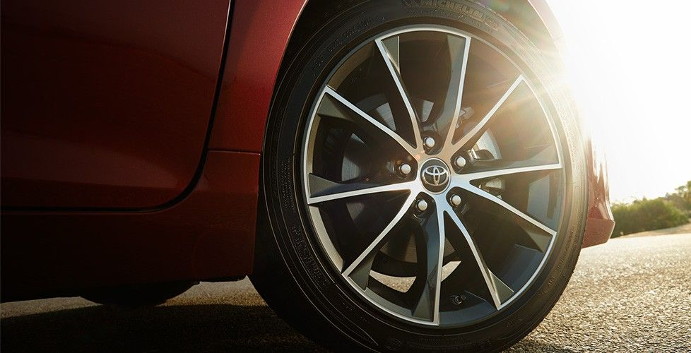 2015 Toyota Camry Demands respect at every corner