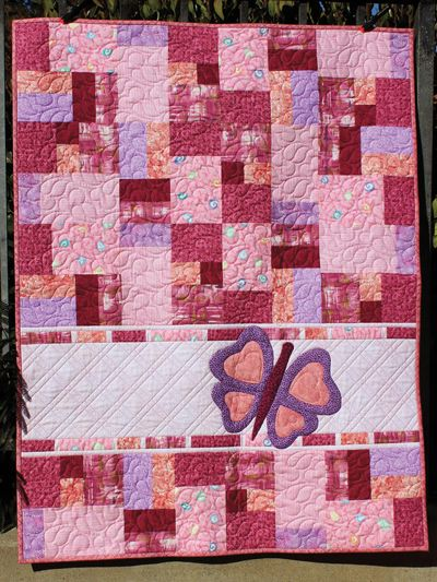 Double Jumble Butterfly Quilt Pattern download from Annie's Craft ... : annies quilting - Adamdwight.com