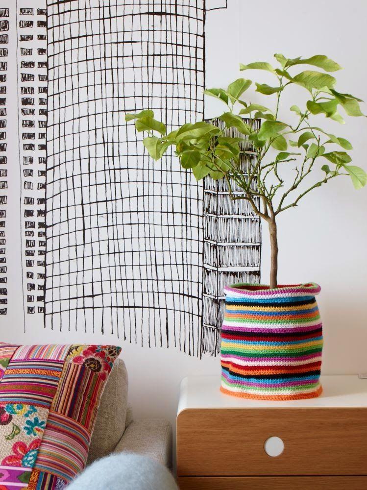 Como decorar tu casa con crochet - Blog de Decoración | deco | Pinterest