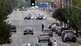 Lapd Detectives Ambushed Outside Police Station Lapd Cops Ambush