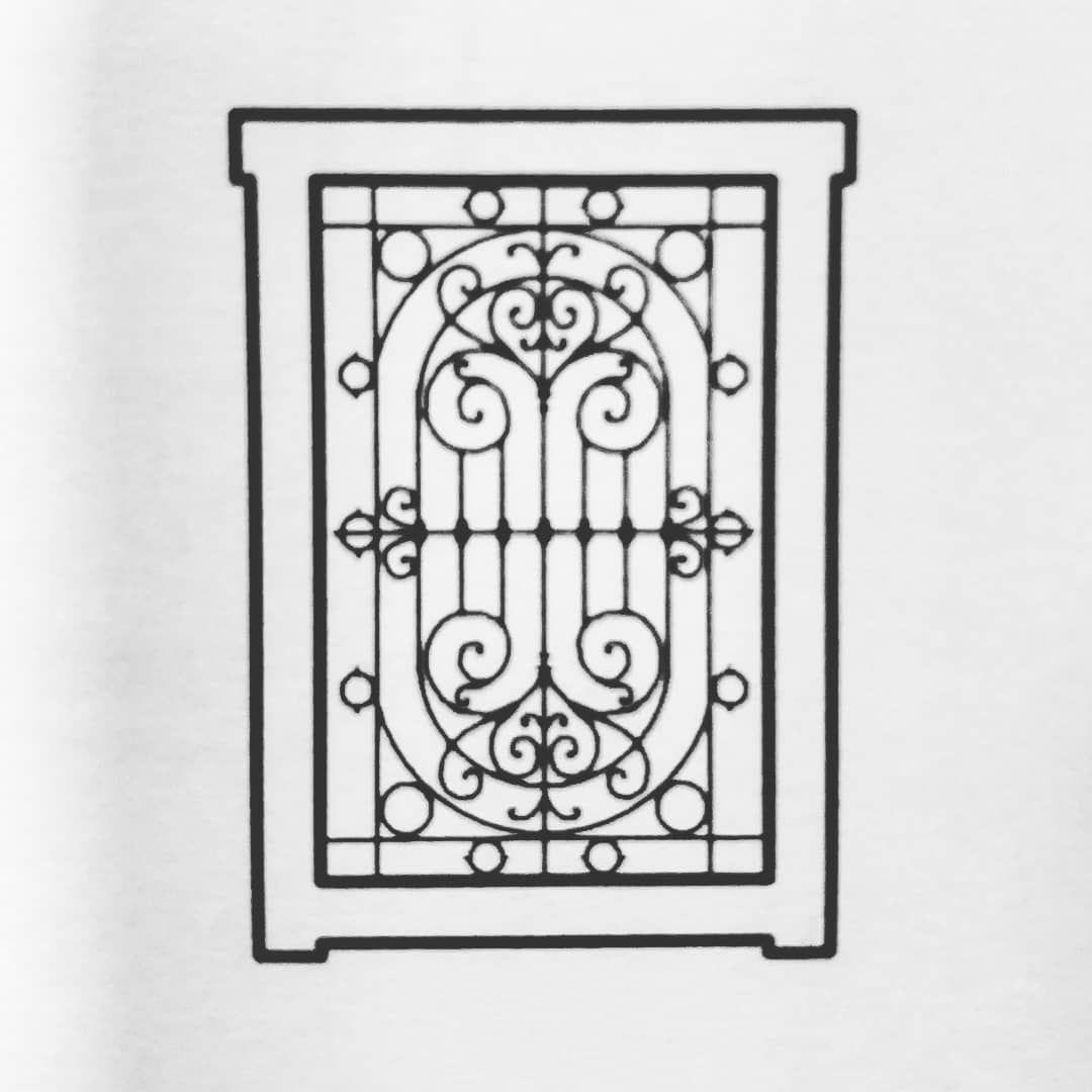 House window grill design 2018  dibujando rejas condetalle soyfeliz  fijemonosenlosdetalles