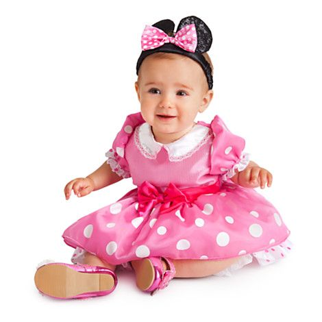Disney Minnie Mouse Costume for Baby Pink